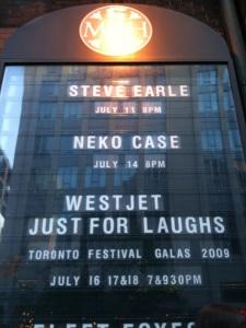 Neko Case Sign