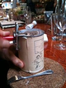 Au Pied de Cochon Duck in a Can