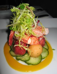 Gary Danko Lobster Salad